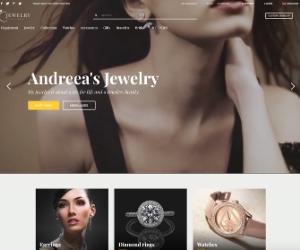 kallyas wordpress jewelry theme